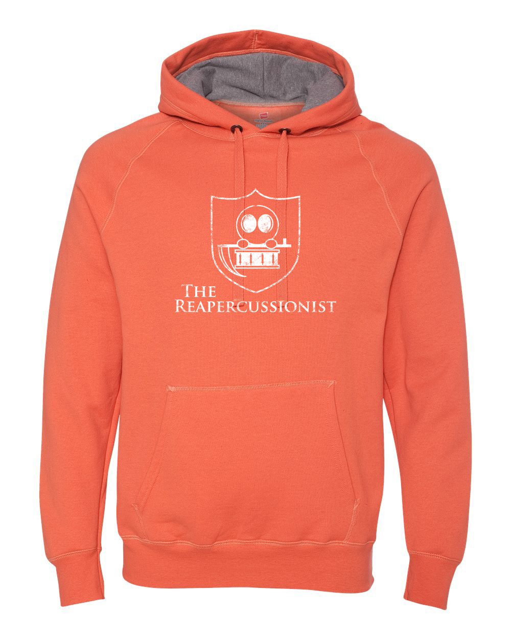 The Reapercussionist Logo Hoodie
