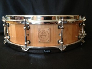 "004 - 4.5"" x 14"" Birch Stave Snare"