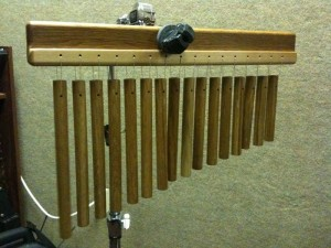 Red Oak Windchimes