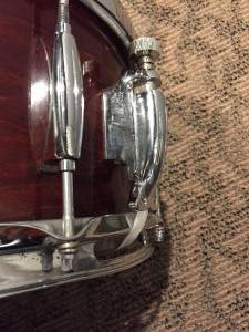 Vintage Gretsch Throw-Off Repair