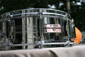 Yamaha Steel Snare Drum