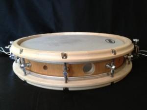 "001 - 2.75"" x 13"" Birch Stave Snare"